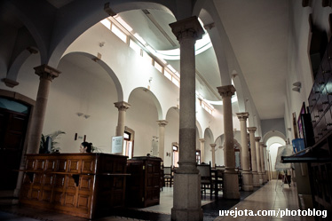 Visita Fotográfica Biblioteca Antonio Torres Gómez