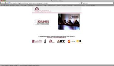 2o Seminario Internacional de la Transparencia a los Archivos