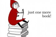 Just one more book