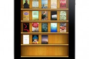 iPad con iBooks