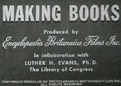 Así se hacían los libros