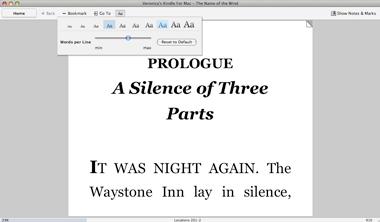 Kindle para Mac