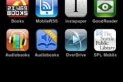 Aplicaciones de lectura ipod