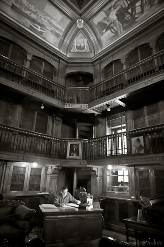 Visita Fotográfica Biblioteca Nacional de Chile