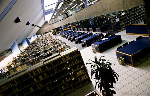 Visita Fotográfica Biblioteca UPN