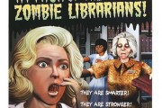 the attack of the zombie librarian