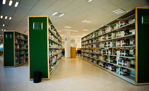 Visita Fotográfica Biblioteca Central, UAEM