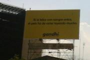 Campaña de lectura Librerías Gandhi