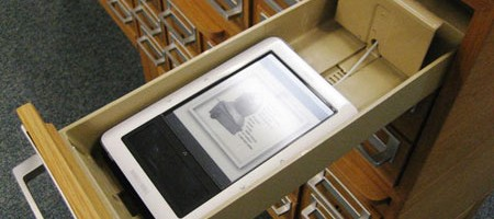 Catálogo y fichero de la Biblioteca