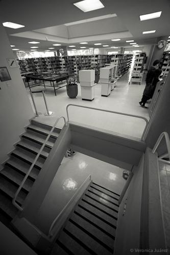 Visita Fotográfica Biblioteca de la Universidad Intercontinental