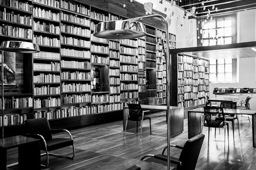 Fondo Bibliográfico Jaime García Terrés