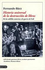 Historia universal de la destrucción del libro