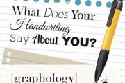 grafologia infografia