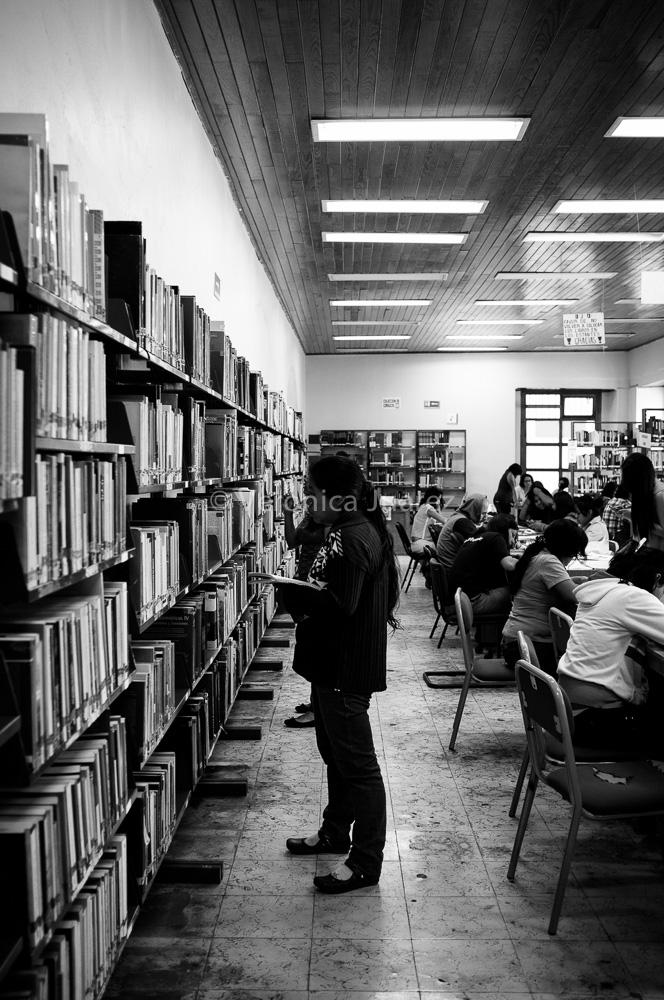 Visita fotográfica Biblioteca Anastasio López Sánchez, San Cristóbal de las Casas