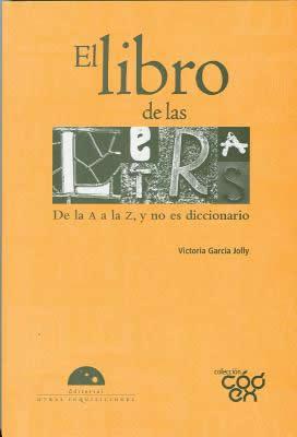 El libro de las letras, lectura recomendada