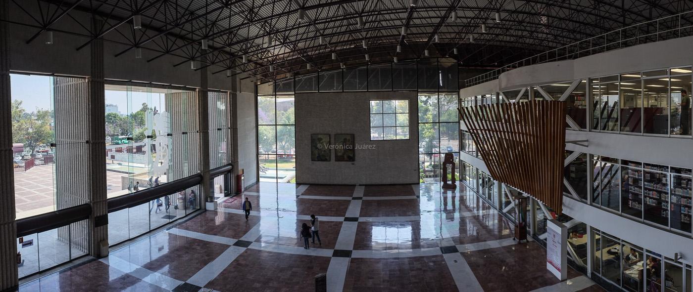 Visita fotogr fica biblioteca nacional de ciencia y for Politecnico biblioteca