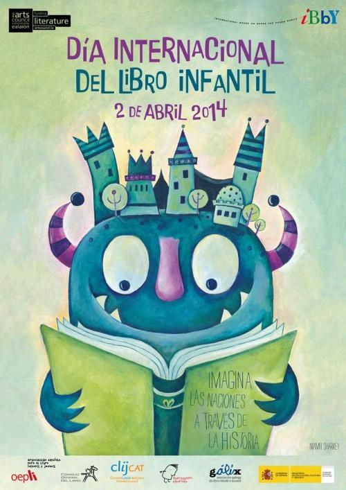 Día Internacional del Libro Infantil y Juvenil 2014, a celebrar
