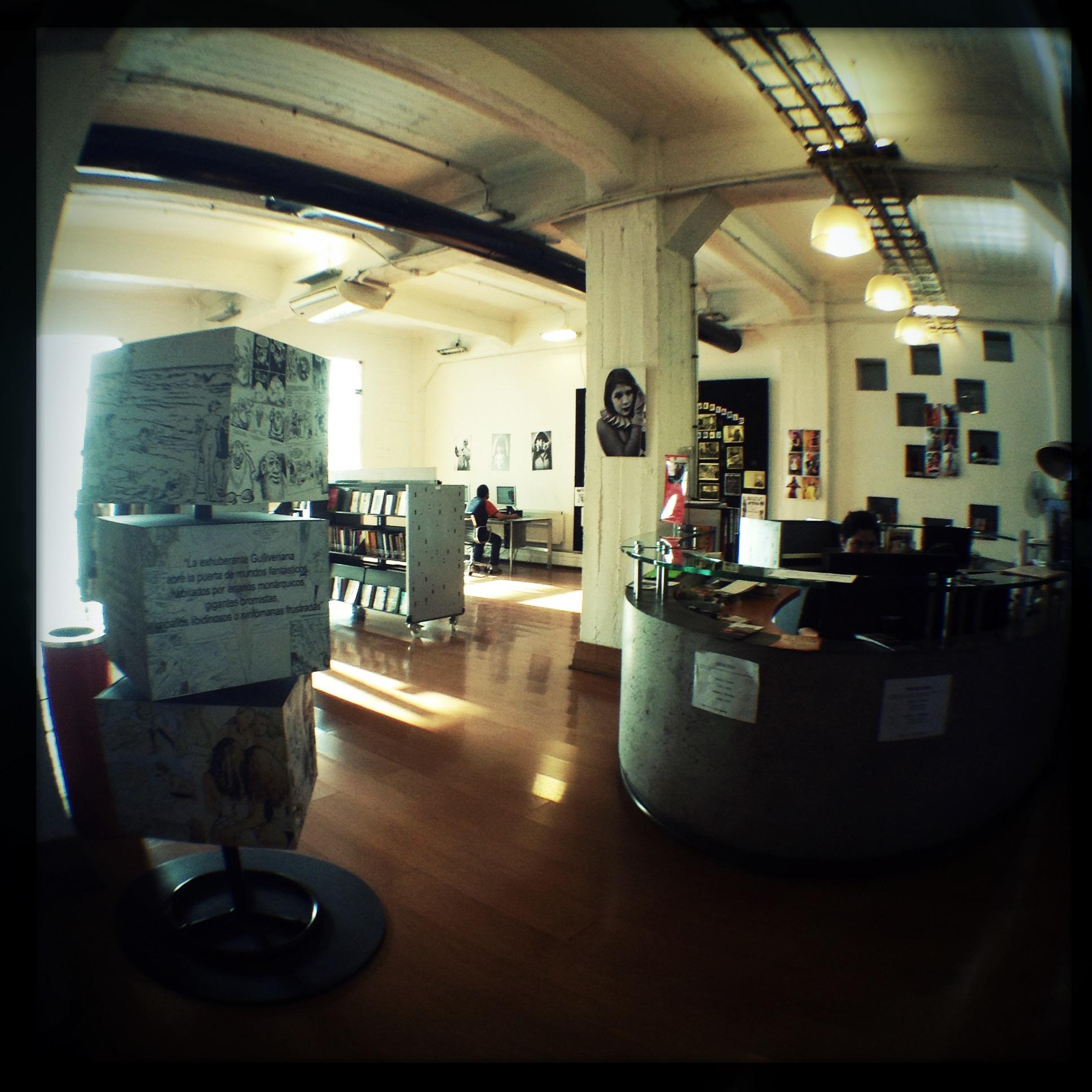 Biblioteca de Santiago
