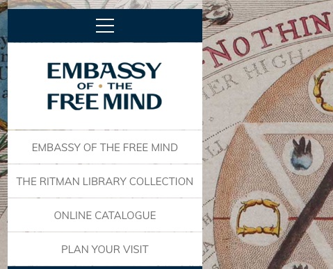 Embassy of the Free Mind, biblioteca digital de manuscritos sobre ocultismo