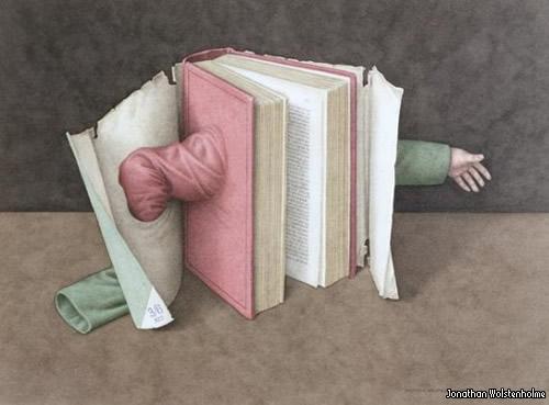 no puedes juzgar un libro