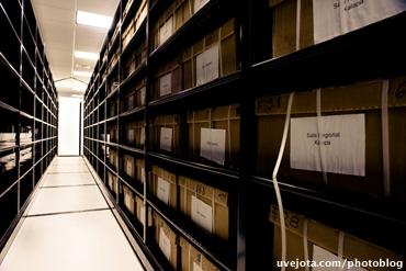 Visita Fotográfica a la Biblioteca del Tribunal Electoral