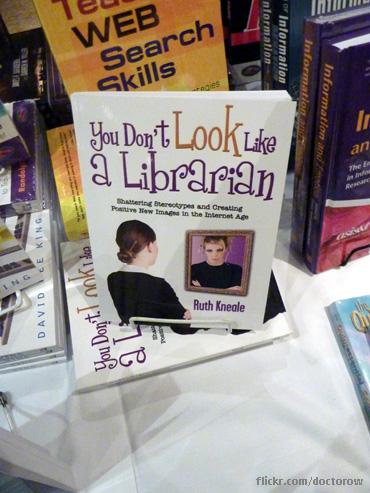 Para lucir como una bibliotecaria