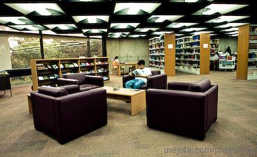 Visita Fotográfica a la Biblioteca Nacional de México