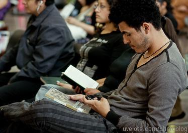 Día Mundial del Libro 2010 en imágenes