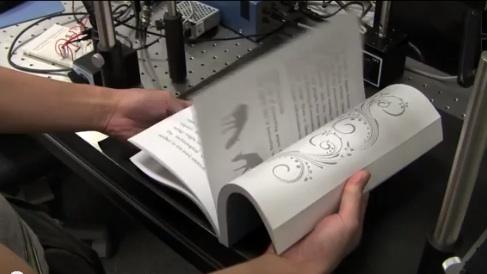 Para escanear rápido-rápido tus libros
