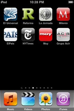 app diarios