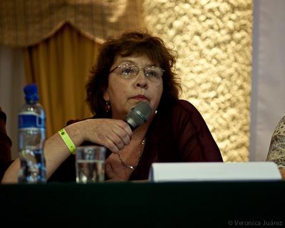 Noelia Durán, Coordinadora Regional de Bibliotecas Públicas de Araucanía