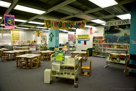 Visita Fotográfica Biblioteca Infantil UPN