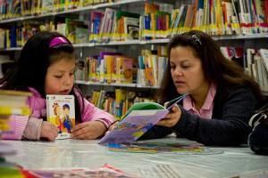Biblioteca Infantil Ma. Enriqueta Camarillo de Pereyra, Sala de Lectura