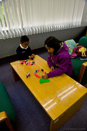 Biblioteca Infantil Ma. Enriqueta Camarillo de Pereyra