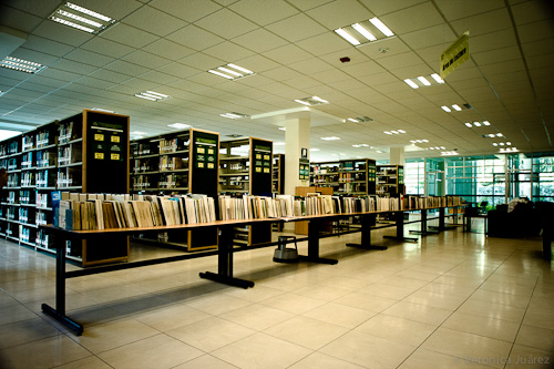 Biblioteca Central UAEM