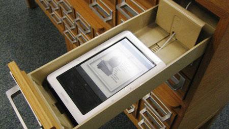 Catálogos en las bibliotecas