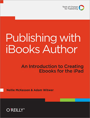 Publishing with ibooks author cover