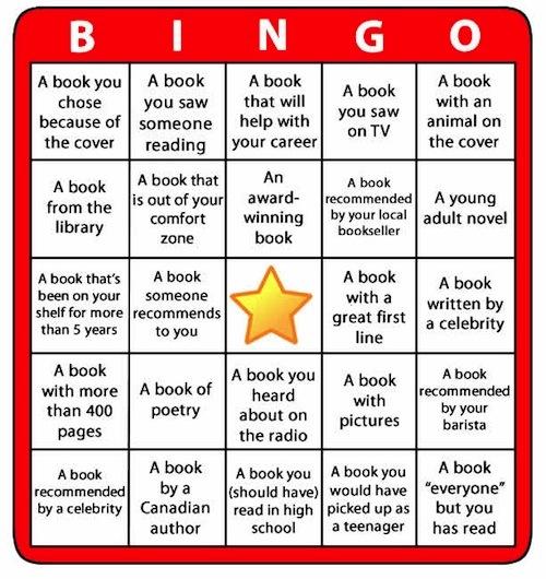 Bingo literario