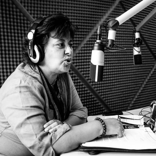 """Araceli Sánchez Venegas, conductora de """"El sonido de las páginas"""""""