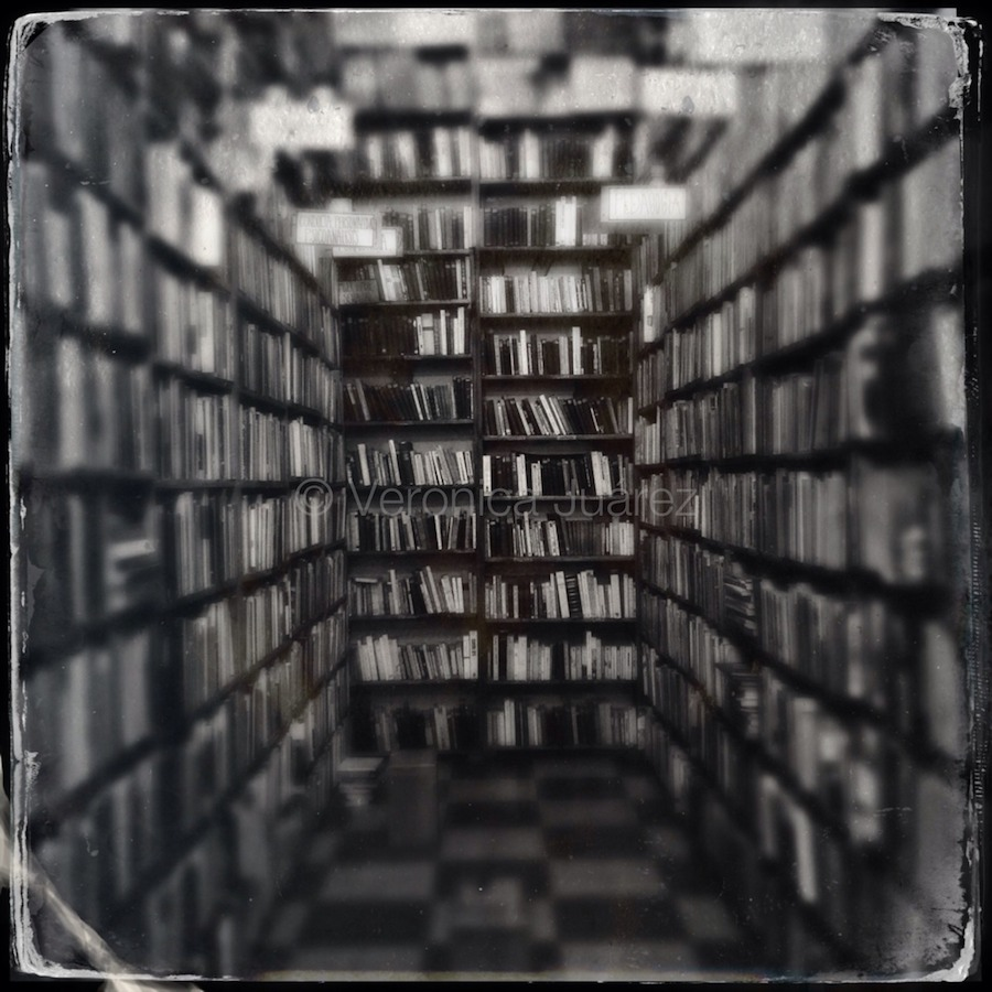 La invasión física de los libros