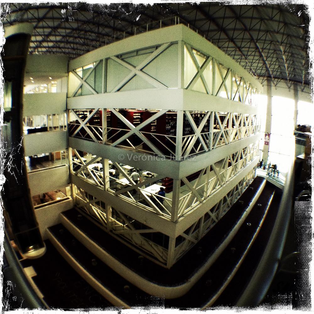 Visita fotográfica Biblioteca Nacional de Ciencia y Tecnología del IPN