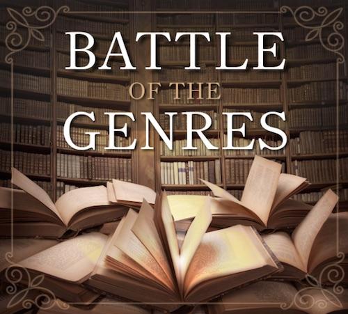 La guerra de los géneros... literarios (infografía)