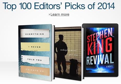 Los mejores libros de 2014
