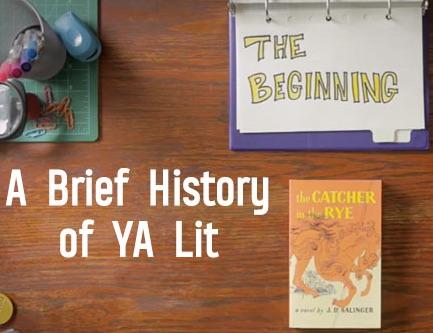 Breve historia de la literatura juvenil