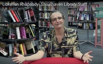 Rapsodia bibliotecaria