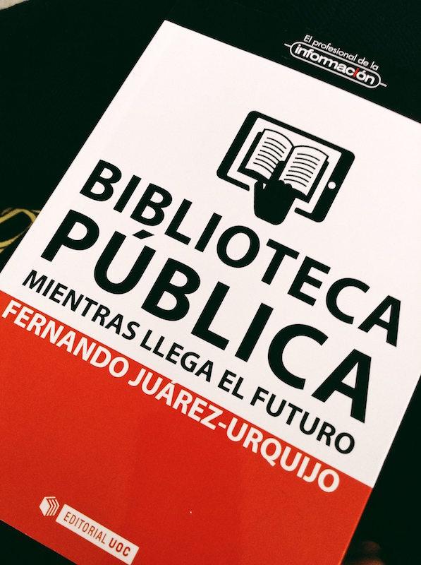 Reseña: Biblioteca pública: mientras llega el futuro