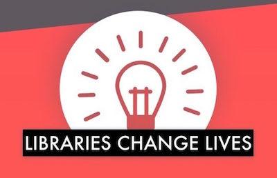 El nuevo rol de las bibliotecas públicas (infografía)