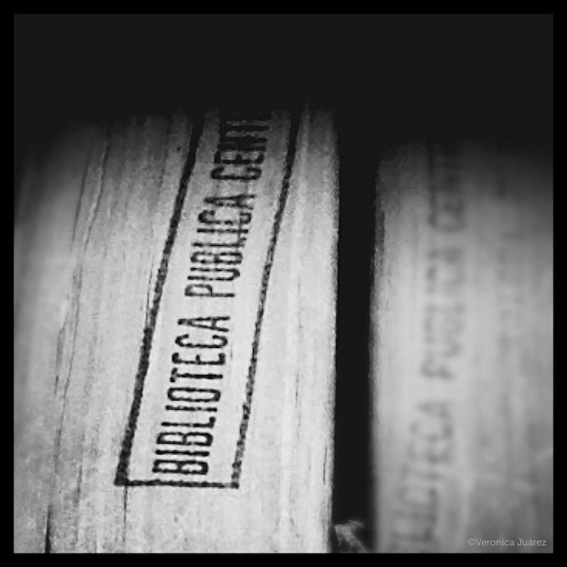 libro de la biblioteca