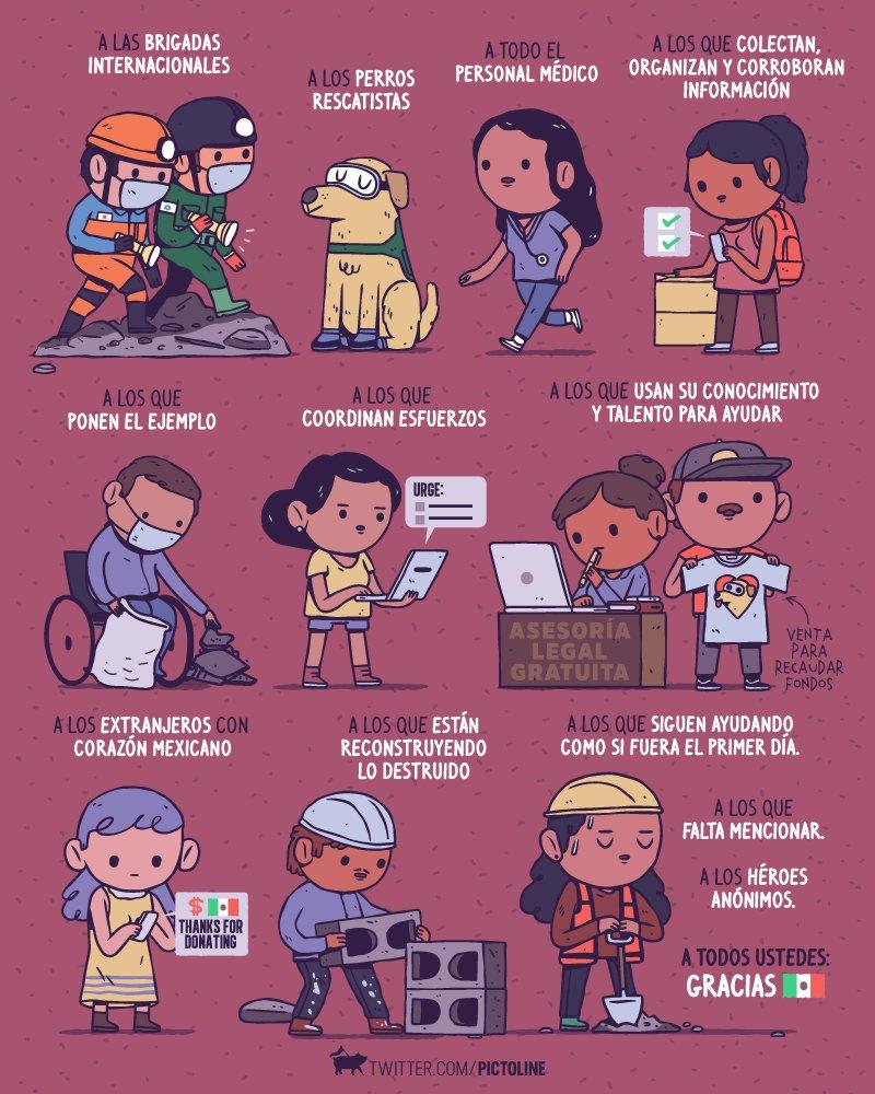 19S, Varias formas de apoyar: libros y cultura para acompañar y tranquilizar
