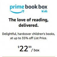 Prime Book Box de Amazon: mediación lectora o mercadotecnia